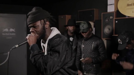 Moves UK Afrobeats Cypher