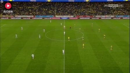 【半岛足球】世预赛:洛里读秒致命失误,法国队1-2遭瑞典绝杀