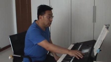 《美酒加咖啡》S950电子琴演奏陈杰