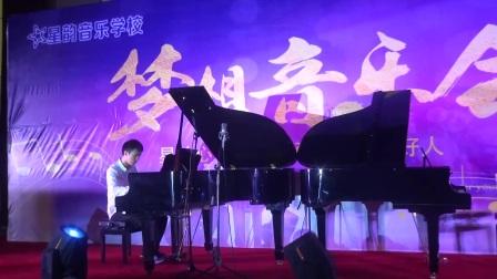钢琴独奏《先知的回忆》