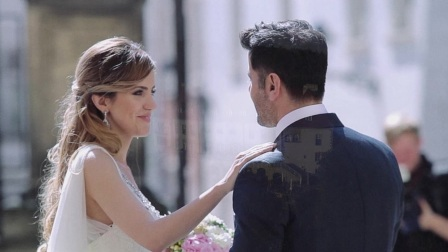 Emotional wedding filmed by luxurious wedding videograpghers | Marry Me Studio
