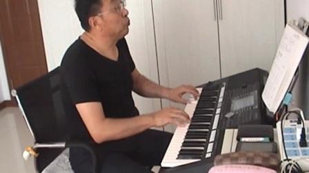 《映山红》S950电子琴演奏陈杰