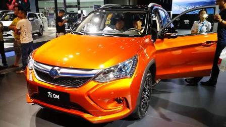 重庆车展最值得你关注的6款车 比亚迪宋DM篇