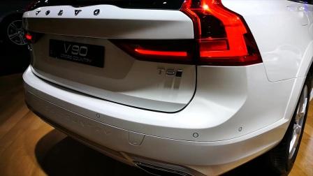 重庆车展最值得你关注的6款车 沃尔沃V90 crosscountry篇