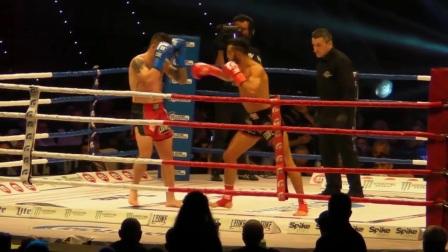 Bellator KB 5 Giorgio Petrosyan vs Amansio Paraschiv