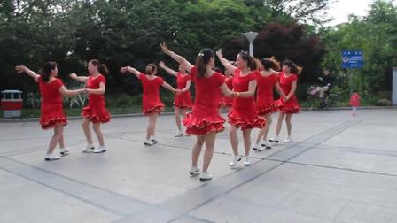 东明广场舞-亲爱的你别想我