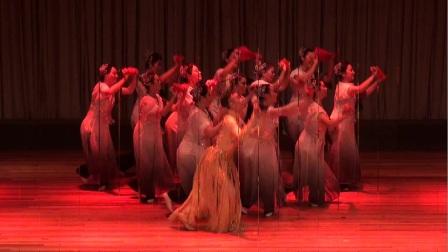 古典舞《秋逝》