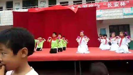 谷城县庙滩街道中心小学庆六一舞蹈《春晓》艾丽编舞