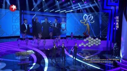 力量之声 《歌声与微笑》上海电视节颁奖典礼 170616 1080P