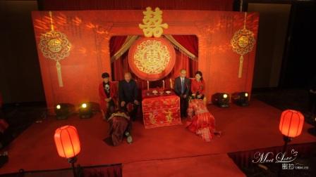 陈刚20160909中式婚礼仪式现场
