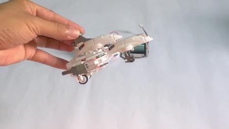 组装儿童玩具智能空间探测器