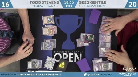 SCGCHAR_-_Round_6B_-_Todd_Stevens_vs_Greg_Gentile