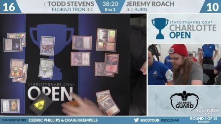 SCGCHAR_-_Round_4_-_Todd_Stevens_vs_Jeremy_Roach