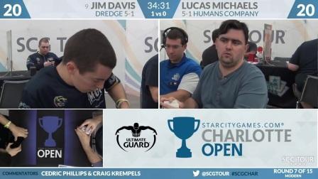 SCGCHAR_-_Round_7_-_Jim_Davis_vs_Lucas_Michaels