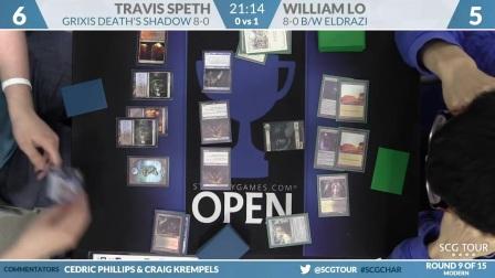 SCGCHAR_-_Round_9_-_Travis_Speth_vs_William_Lo