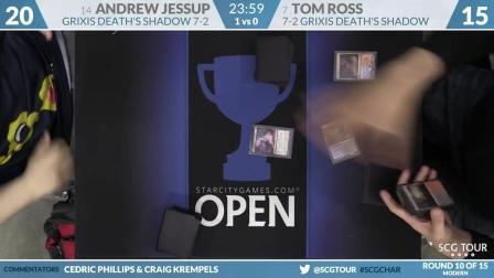 SCGCHAR_-_Round_10_-_Tom_Ross_vs_Andrew_Jessup
