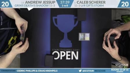 SCGCHAR_-_Round_15_-_Caleb_Scherer_vs_Andrew_Jessup