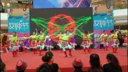 宁夏石化姐妹花舞蹈《青春踢踏》