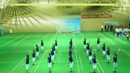 湛江如玉健身队:  第九套广播体操