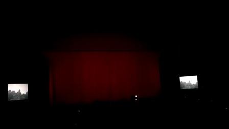 87版红楼梦音乐会开始前现场实录
