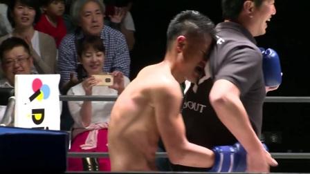 石井宏樹 VS那須川天心 ROAD TO KNOCK OUT.1 2017.5.10