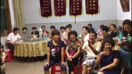 浙江 磐安三日游2017.06.09 茶话晚会