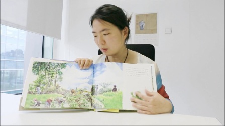 第五届「丰子恺图儿童画书奖」入围作品--作绘者介绍《盘中餐》