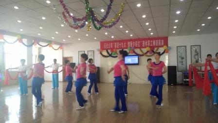 宁夏石化姐妹花舞蹈《中国美》