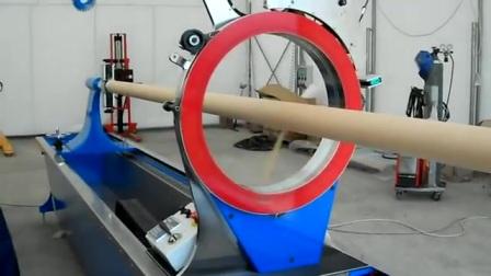 Bandaging machine, Winding machine, Taping machine, Instrument transformers