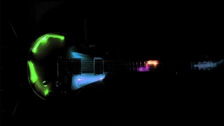 Light Guitar Rock 吉他RGB灯光秀 约瑟网吉他 买吉他就上约瑟网!