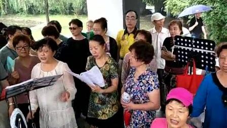 杨浦公园 & 爱音合唱队 - 远方的客人请你留下来