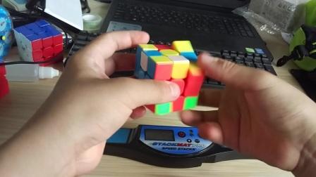 三盲棱块C开头公式连拧28.09