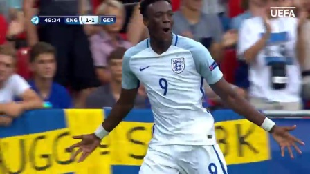 Under-21 highlights- England v Germany