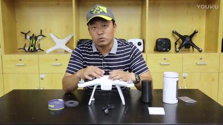 大疆 小米无人机降落伞安装操作视频教学 教程靐龘