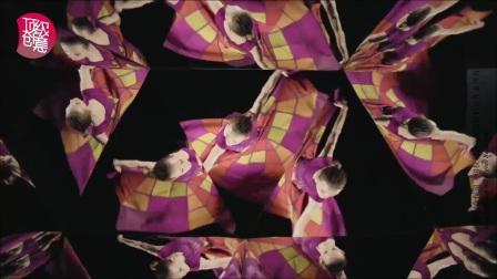 顶级创意充满质感的肌理和材料曼妙的舞蹈