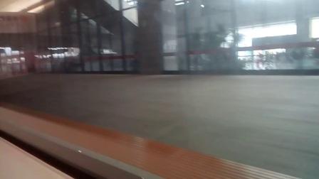 G7288次出芜湖站!