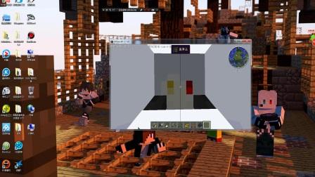 我的世界 Minecraft【绿叶】★模拟大都市★——多模组生存! EP10  完结了,MOD介绍!