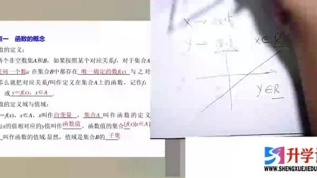预习复习宝高一数学试听