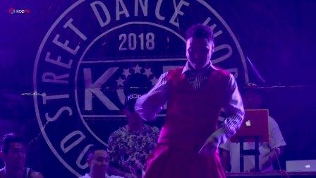 2018 KOD世界杯肖杰印度裁判表演