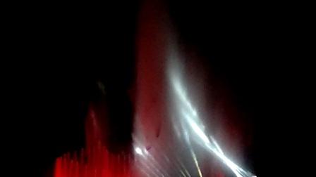 八尔湖喷泉