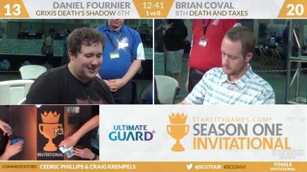 SCGINVI_-_Finals_-_Daniel_Fournier_vs_Brian_Coval_Modern