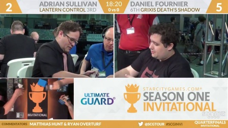 SCGINVI_-_Quarterfinals_B_-_Adrian_Sullivan_vs_Daniel_Fournier_Modern