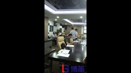 精益生产实战培训课程现场_沙盘模拟活动-上海博革企业管理咨询有限公司