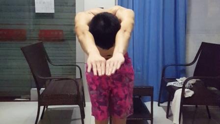 蛙泳手与腿的配合教学视频