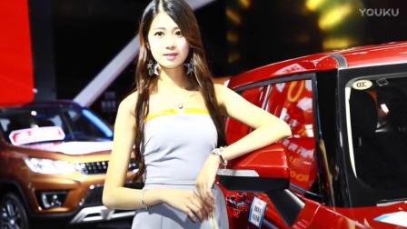 深港澳国际车展 2017 北京汽车BJ20 美模