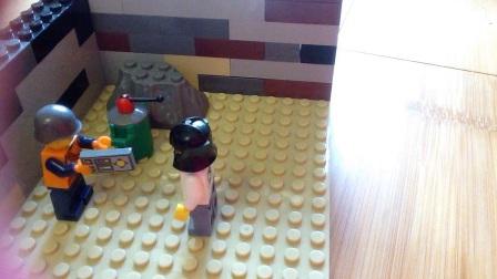 HEROBRINE工作室 定格动画:自爆案-LEGO