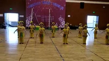 六六少儿印度舞-印巴风情(松江俱乐部1706)