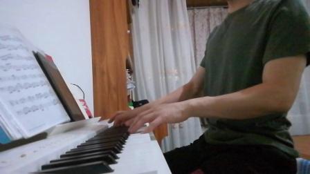 钢琴曲天空之城