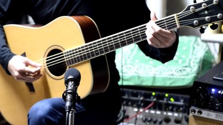 天空之城 木吉他演奏 约瑟网分享吉他视频 yuesir