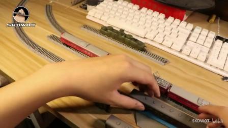 """退出历史的""""蒸汽机车""""如今又满血复活在了我的""""桌上"""""""